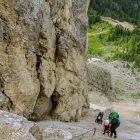 Klettersteig-Dolomiten, Italien